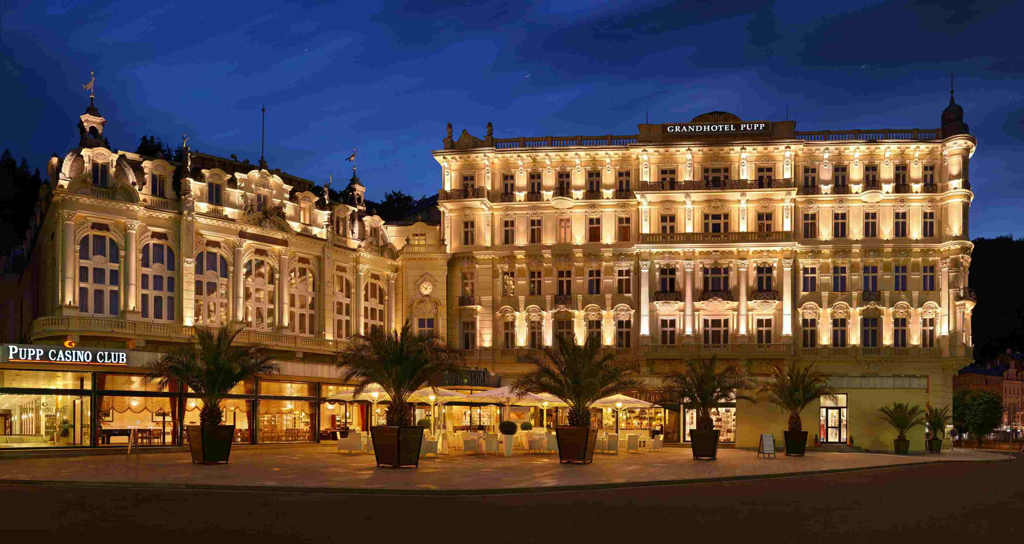 Le grandhotel pupp prague secret parisien for Hotel le secret paris