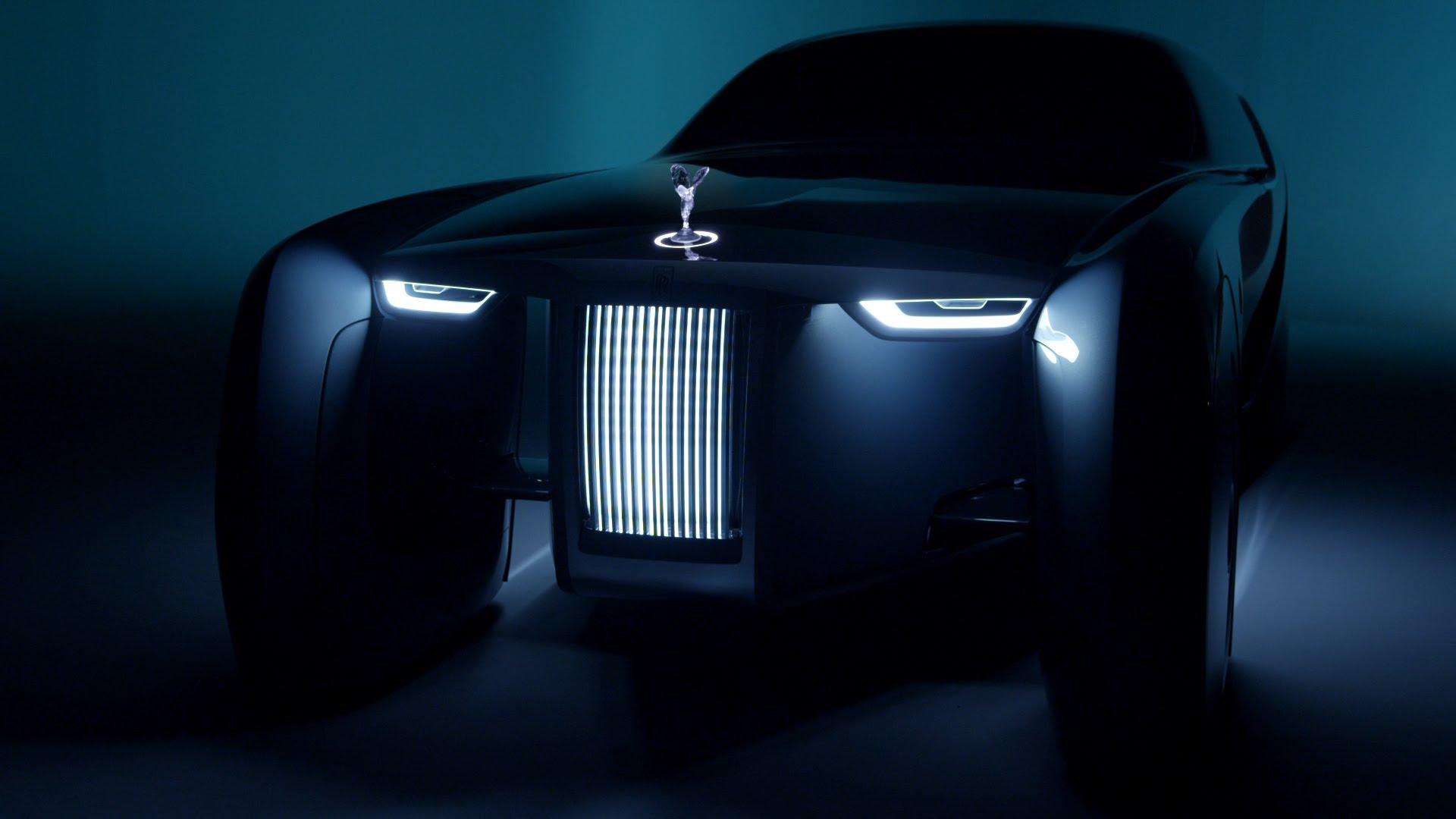 La Rolls Royce 103ex N Est Qu Un Concept C Est Triste