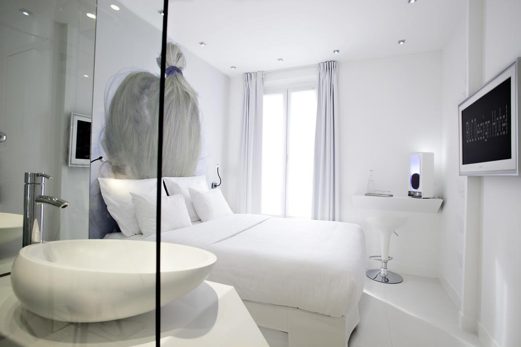 Blc design hotel secret parisien for Blc design hotel