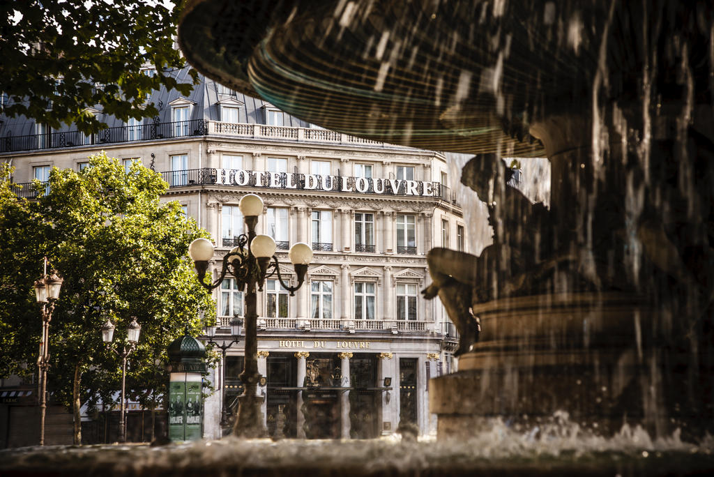 Hotel du louvre hyatt secret parisien for Le secret hotel paris