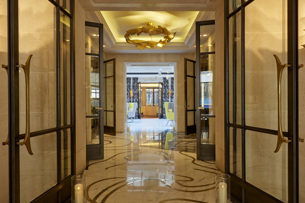 Le burgundy paris secret parisien for Hotel le secret paris